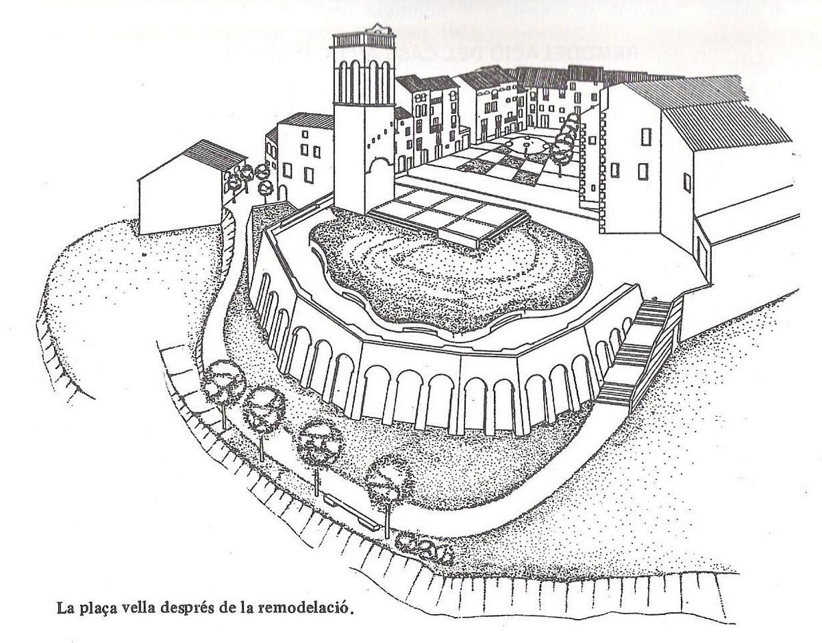 Remodelació del casc antic d'Artés (Xavier Gual)