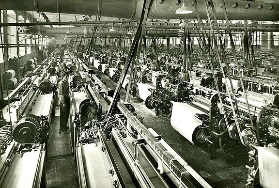 Fàbrica tèxtil de Valls de Torroella. Foto: AjSMB