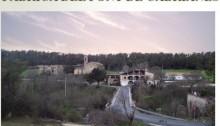 Visita guiada a la colònia i fàbrica del Pont de Cabrianes. Cartell: La Fàbrica Nova