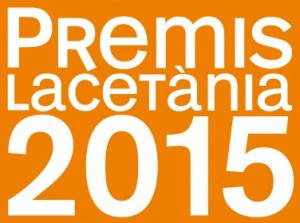 El dia 30 d'octubre de 2015 acaba el termini per a la presentació de treballs a la 33a edició dels premis Lacetània.
