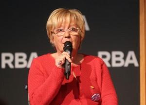 Rosa Toran (Historiadora i membre de la Junta d'Amical de Mauthausen Espanya)