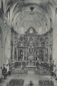 Fotografia de Gaietà Barraquer (1903)