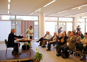 I Jornada Joan Vilar i Costa. Fotografia: Ramon Cornet