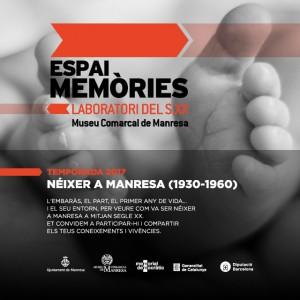 espai memories 2017 presentacio